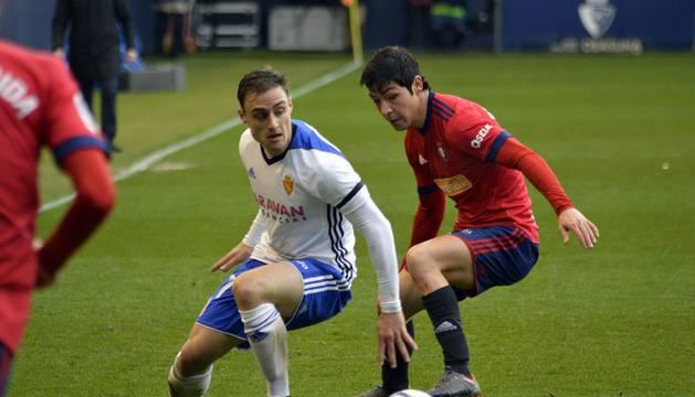 Todas las imágenes del Osasuna-Zaragoza