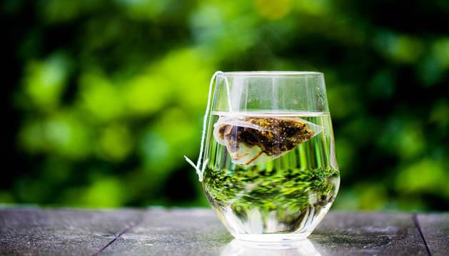 Imagen del té verde.