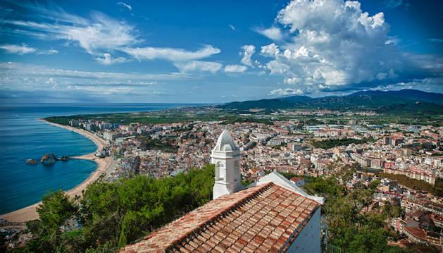 Imagen de Blanes, en Girona.