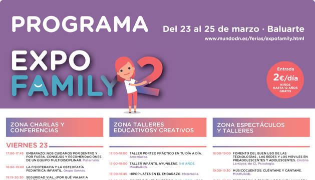 Programa de Expofamily