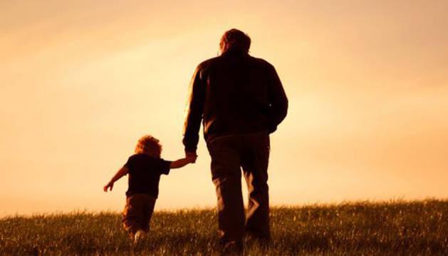 Charla sobre los abuelos y los nietos en Expofamily