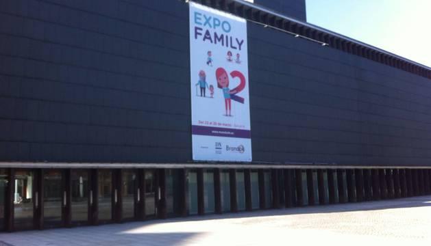 Primer día de Expofamily en Baluarte