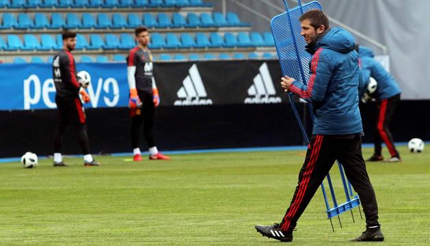 España sub 21 defiende su pleno de victorias ante la colista Estonia