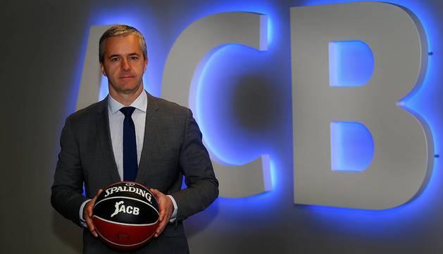 José Miguel Callej, nuevo director general de la ACB