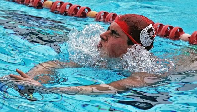 Un vistazo a los Juegos Deportivos de natación subacuática