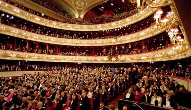 Royal Opera House.