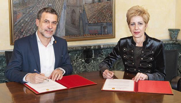 Viana se incorpora a la Bolsa de Alquiler de Vivienda del Gobierno foral