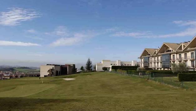 La ampliación del hotel de Gorraiz supera el primer trámite municipal