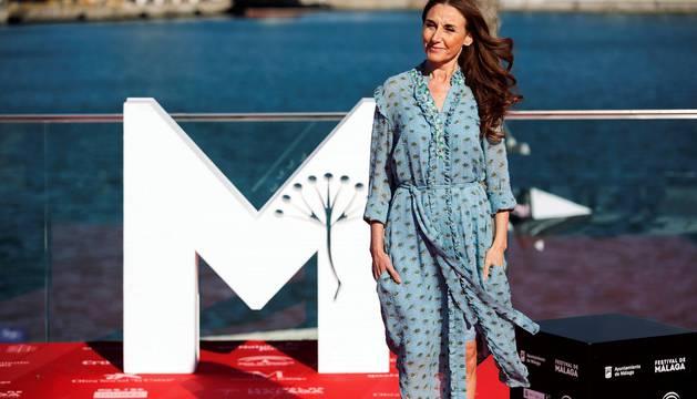Andrea Jaurrieta estrena en Málaga su ópera prima