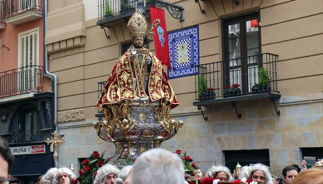 San Fermín regresa este domingo 15 de abril a San Lorenzo