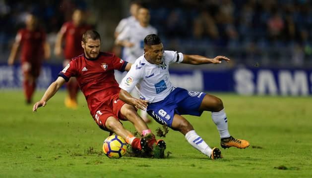 Joaquín Arzura, en un partido anterior.