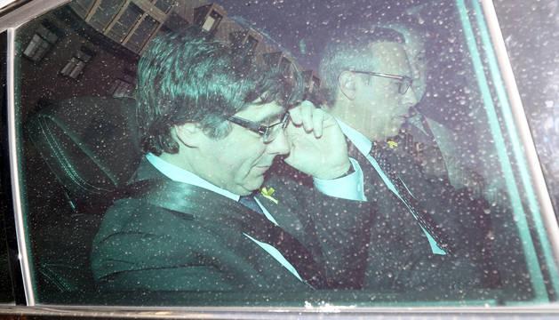 Puigdemont quiere que haya Govern pero no descarta celebrar elecciones