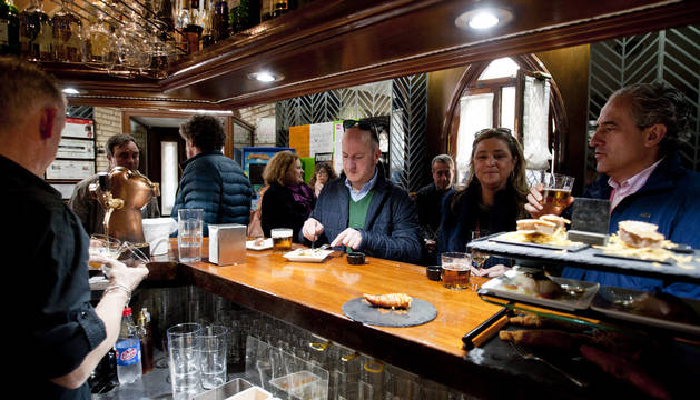 Once establecimientos de Tafalla se suman al VII Fin de Semana del Pincho