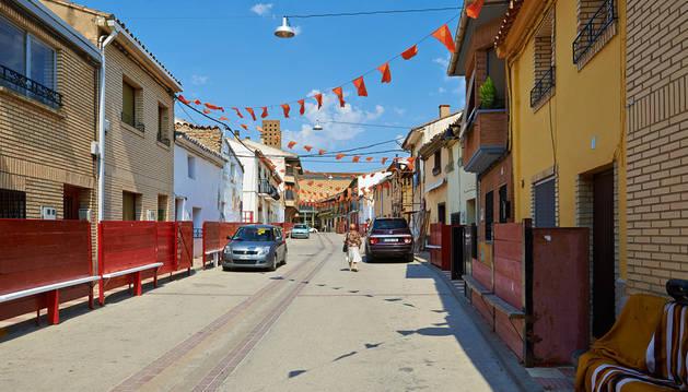 Imagen de Cadreita, localidad donde ha ocurrido el accidente.
