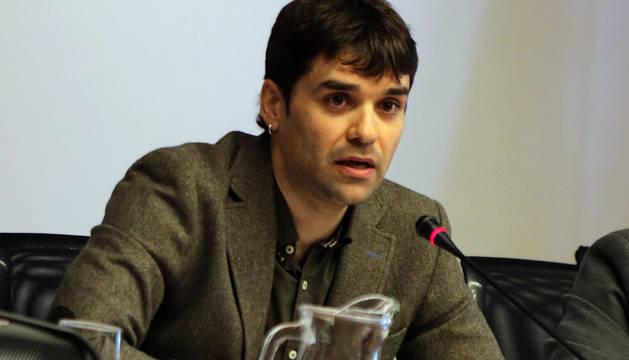 Pablo Azcona, presidente de la FNMC.