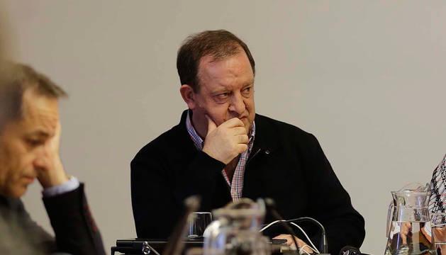 El director de Euskarabidea, Mikel Arregi.