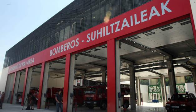 El Gobierno de Navarra trabaja en una OPE de 38 plazas de bomberos