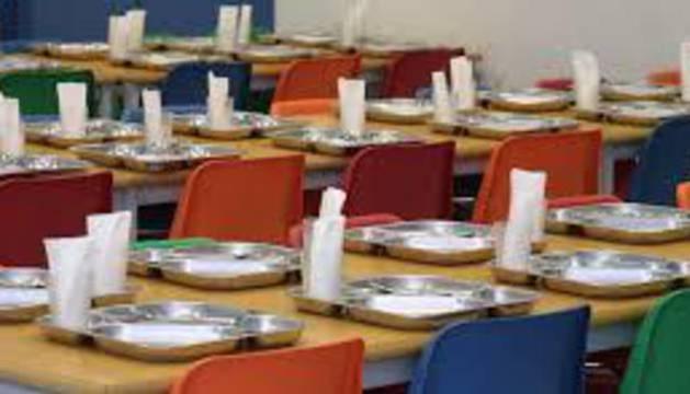 Abierto el plazo de solicitud de las ayudas económicas para comedores escolares