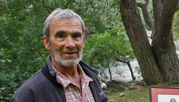Fallece el montañero navarro Mari Abrego