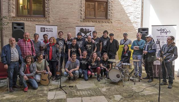 La música de Flitter ayudará a Melilla