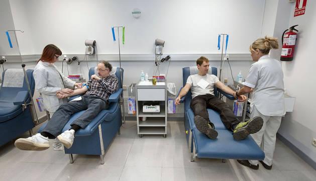 Un estudio busca conocer las motivaciones de las personas donantes