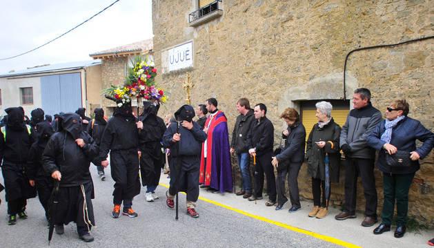 Miles de romeros se acercarán el domingo hasta la basílica.