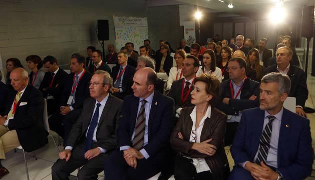 Presentación del suplemento Industria Navarra