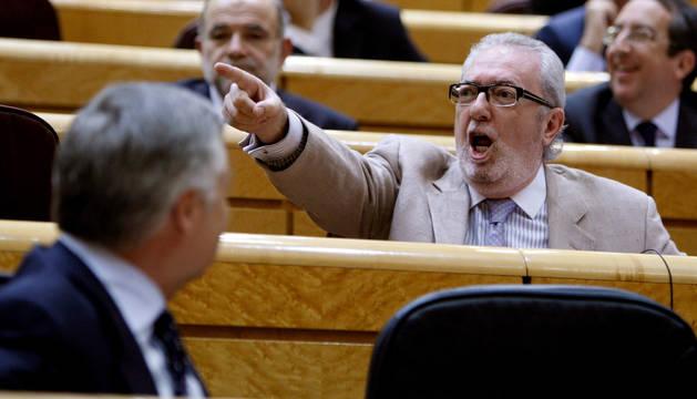 El senador del PP Pedro Agramunt.