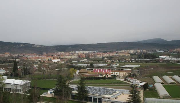 Viernes con aumento de la nubosidad en Navarra y chubascos dispersos