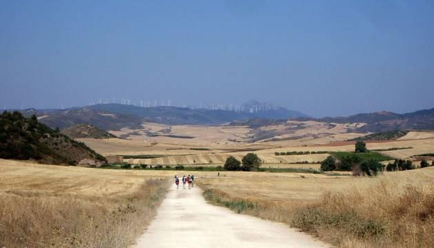 El Camino de Santiago, a su paso por Los Arcos