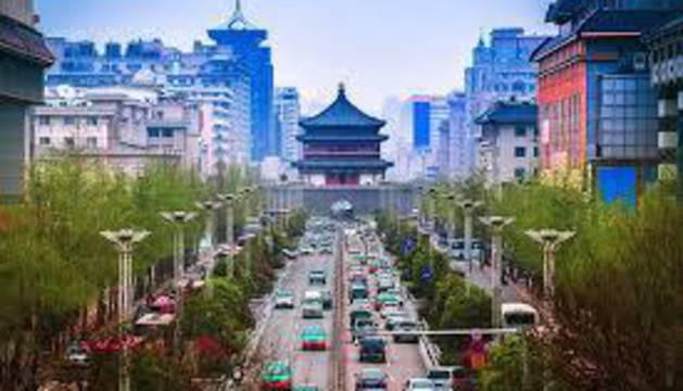 Provincia china de Shaanxi