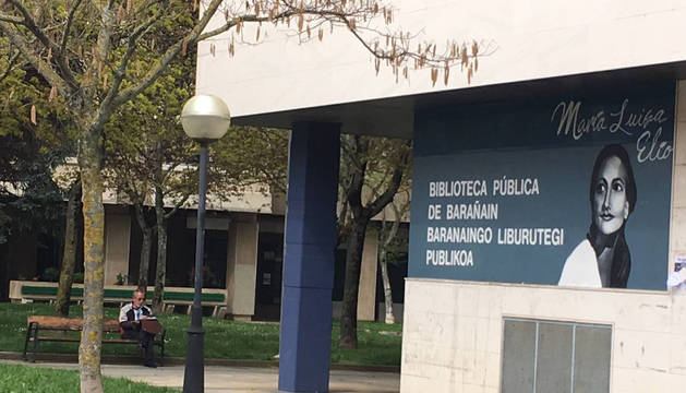 La biblioteca de Barañáin pasa a llamarse biblioteca pública María Luisa Elío