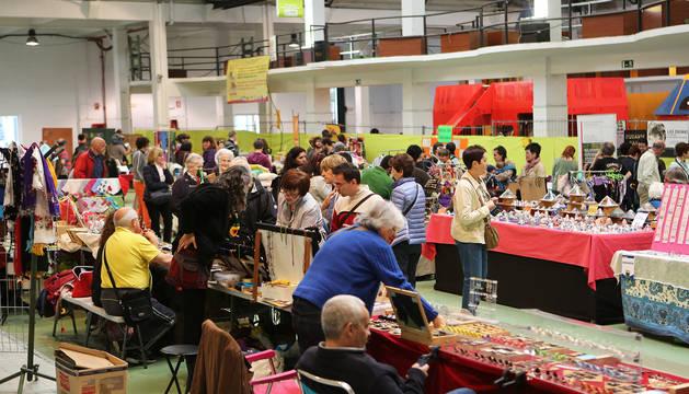 Pamplona acogerá la VI Feria de Economía Solidaria del 4 al 6 de mayo