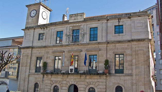Ayuntamiento de O Carballiño.