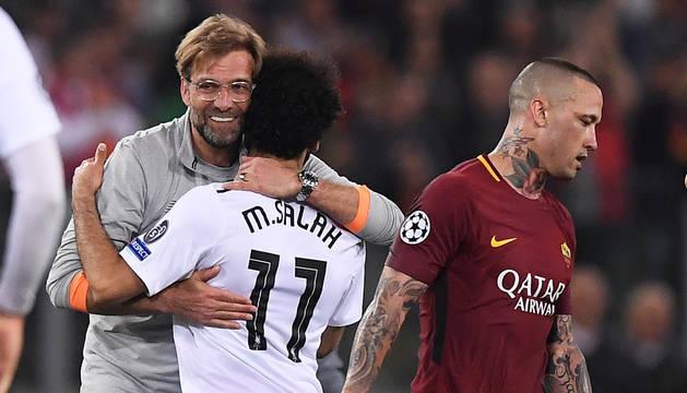No hubo milagro en Roma y el Liverpool jugará la final de la Champions