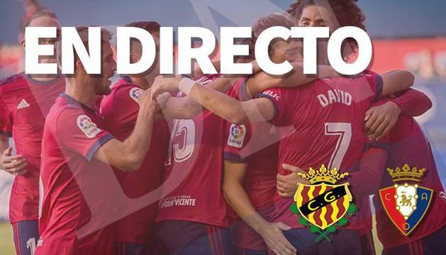 En directo: Nàstic-Osasuna