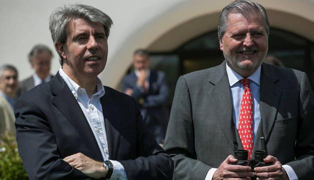 Rajoy elige a Ángel Garrido como candidato del PP a la Comunidad de Madrid