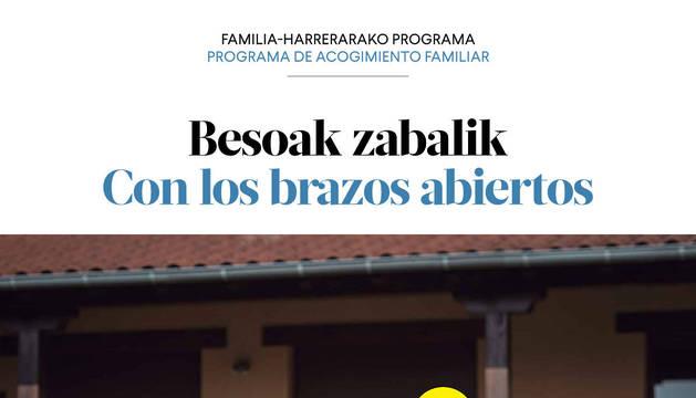 Cartel del Gobierno de Navarra