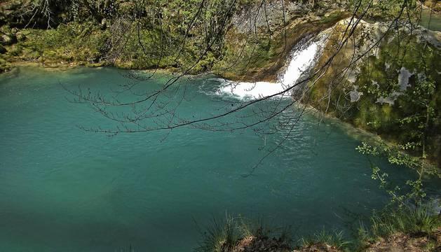 El Nacedero del Urederra fue el espacio natural más visitado de Navarra en 2017