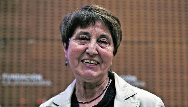 Aurora Lozano Suárez, presidenta de AFAN.