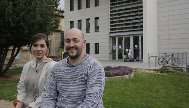 Alba Lorenrte y Jarein Ocaña, los músicos que hicieron una banda
