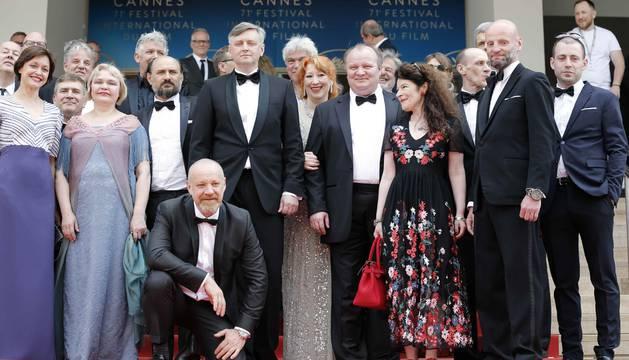 'Pájaros de verano' arranca los primeros aplausos de la Quincena de Cannes