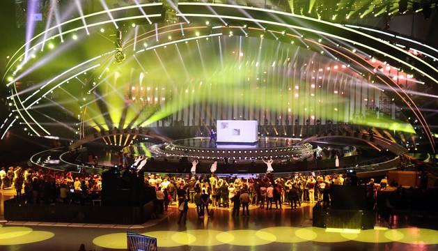 Así es el Altice Arena de Eurovisión 2018