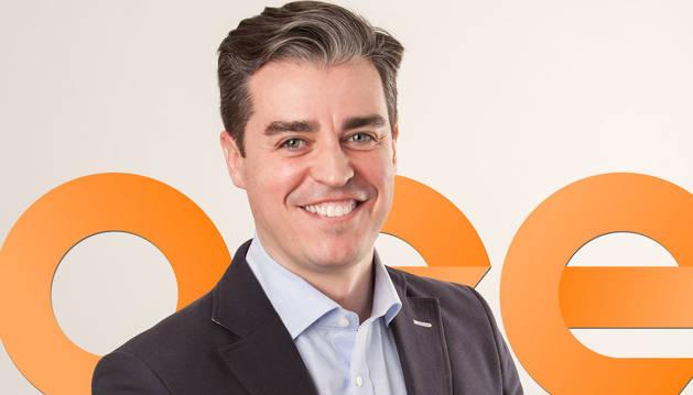 foto de Javier Tourón, nuevo director de Marketing de Sistemas OEE