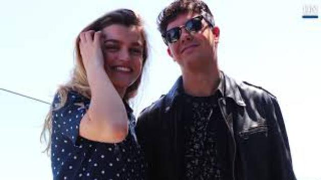 Diario de Navarra entrevista a Amaia y Alfred dos días antes de Eurovisión