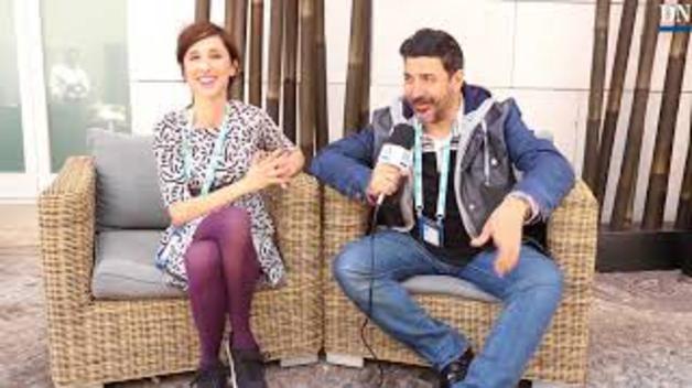 Julia Varela y Tony Aguilar hablan sobre Amaia y Alfred para Diario de Navarra