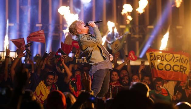 Los últimos 18 países actuaron este jueves 10 de mayo en Lisboa para decidir a los últimos finalistas del Festival de Eurovisión que celebrará su final el sábado 12 de mayo en la primera de las semifinales.