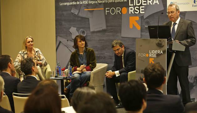 Primer Foro Lidera de Responsabilidad Social Empresarial