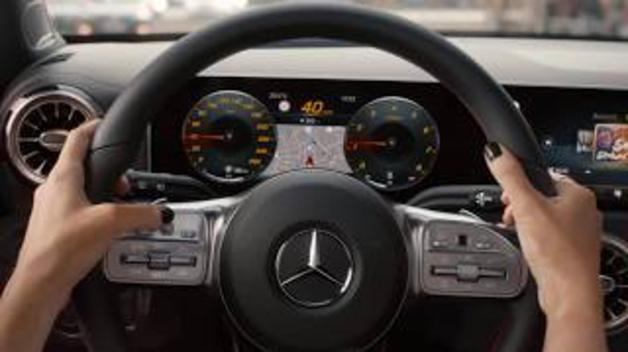 Vídeo promocional del Mercedes Benz Clase A