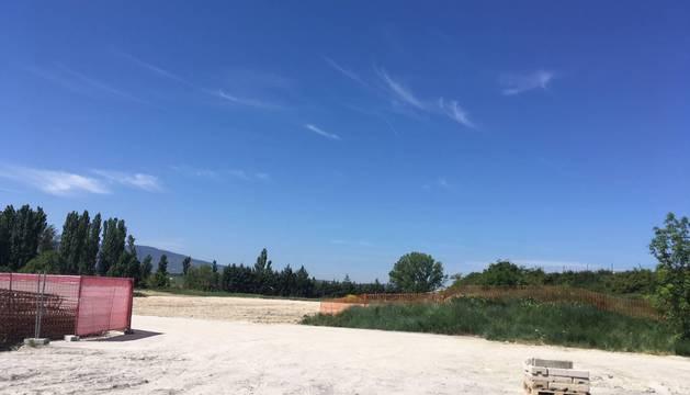 El nuevo colegio público de Mutilva incluirá un polideportivo municipal
